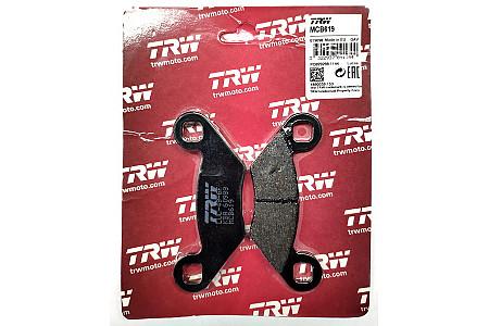 Колодки тормозные для Polaris Sportsman RZR Scrambler 2200901 2200465 2201398 2203452 2202412 2203628 MP134 FA159 MCB761SI MCB619