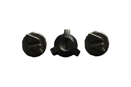 Комплект винтов крепления козырька шлема 509 509-HEL-TACC-SCR