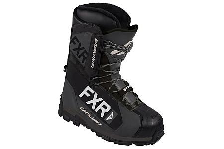 Ботинки FXR Backshift Speed взрослые (Black Char) 190715-0810 40 (7\\9)