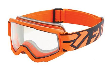 Очки FXR Squadron унисекс (Orange Black, OS) 183106-3010-00
