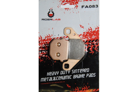 Тормозные колодки RiderLab для Stels Cectek FA083