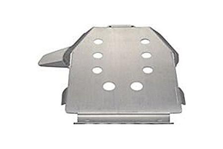 Защита днища центральная алюминий Yamaha Grizzly 700 ABA-3B434-00-10