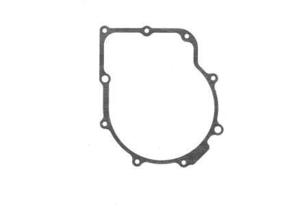Прокладка крышки вариатора на сцепление квадроцикла Yamaha Grizzly, Rhino 660 5KM-15463-00-00