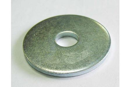 Шайба упорная 10.5х40х3мм, сталь LU060177