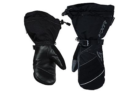 Варежки FXR Fusion женские (Black) 190821-1000 XS
