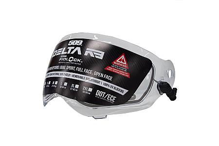 Визор 509 Delta R3 с подогревом, F01001300-000-999