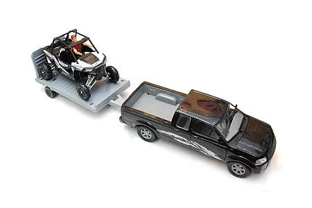 Модель NEW-RAY PICK UP W/RZR 1000XP 959-0081