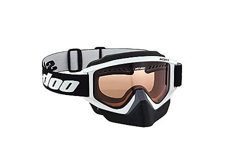 Очки снегоходные Ski-Doo Trail Goggles by ScottOne sizeWhite 4479460001
