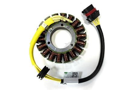 Статор ( обмотка ) генератора квадроцикла Polaris RZR 900 1000 Ranger 570 ACE 570 4013970 4015340
