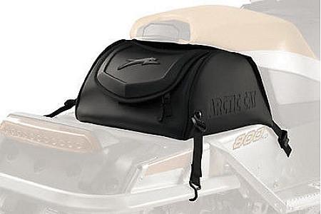 Оригинальная сумка-кофр на тунель для снегоходов Arctic Cat F Series  Z1 (11-14) (5639-573) 0