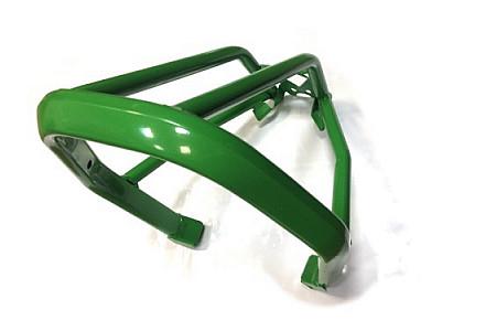 Бампер зеленый передний снегохода Arctic Cat M F XF 1100 800, BearCat 3000, Pantera 7000 3000 5639-851, 1707-531