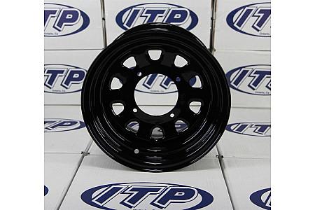 Комплект стальных дисков для квадроцикла ITP Delta Steel (Чёрны5)