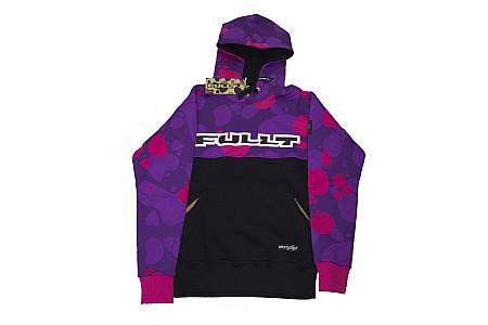 Толстовка с капюшоном FullT Horizont Фиолетовый (Размер XS) Размер XS