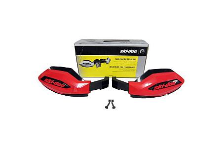 Защита рук для снегоходов Ski-Doo (BRP) красная 860200709