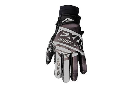 Перчатки FXR Boost Black без утеплителя мужские 180809-1000