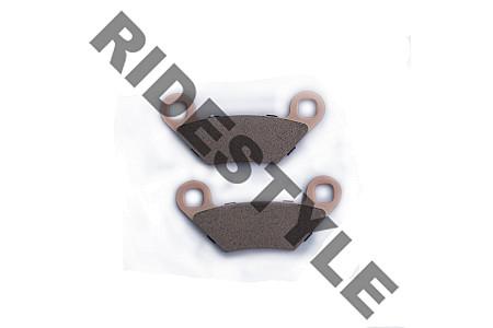 Тормозные колодки квадроцикла, задние оригинальные Polaris Sportsman 500/550/800/850 Hawkeye 400 2009-2014 2204088
