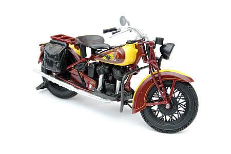 Модель INDIAN SPORT SCOUT 1934 1:12 959-0058
