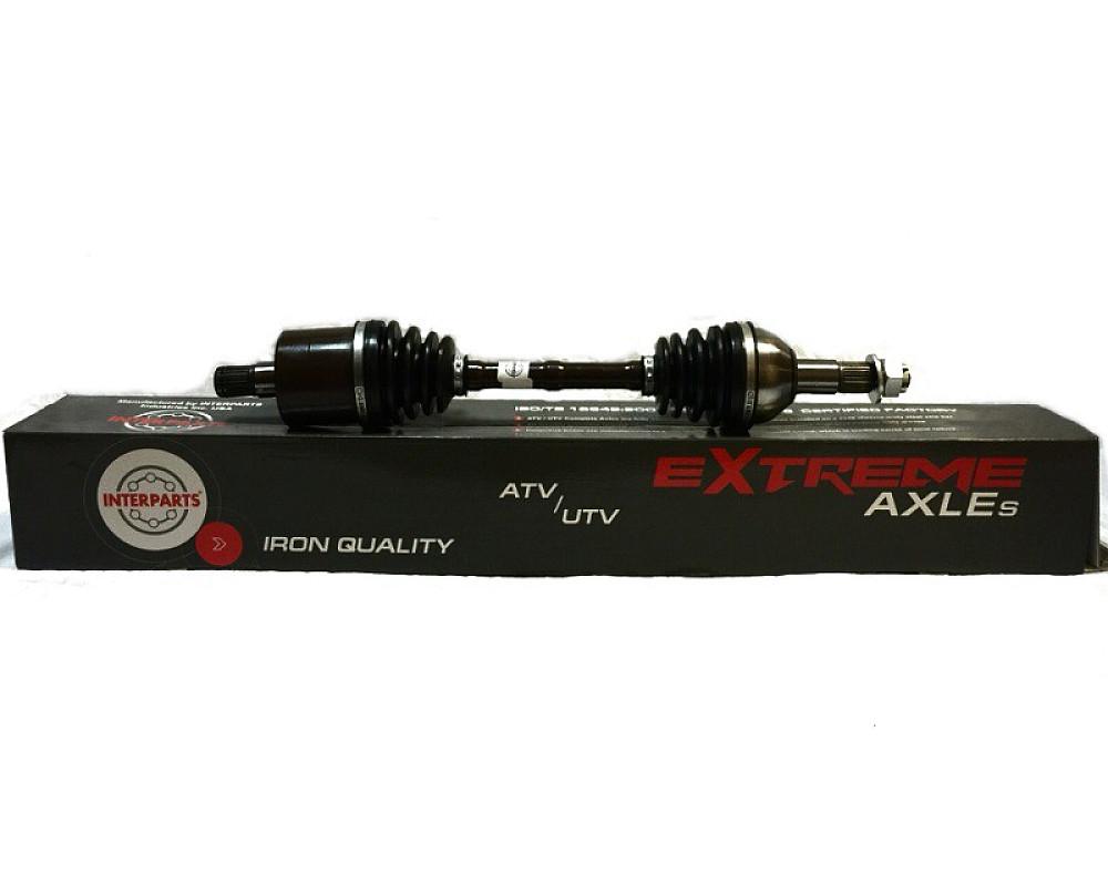 Привод INTERPARTS передний правый BRP Outlander L 450 EFI- L 500 EFI Renegade 500 EFI ATV-CA-8-222 705401428 705401946