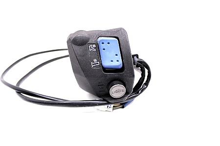 Пульт управления левый для снегохода Yamaha 8FP-83973-00-00 8FS-83973-00-00