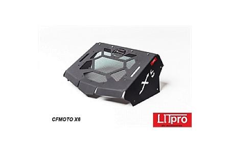 Комплект выноса радиатора для квадроцикла X6 Litpro сталь