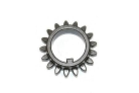 Шестерня привода насоса сист.охлаждения LU015015