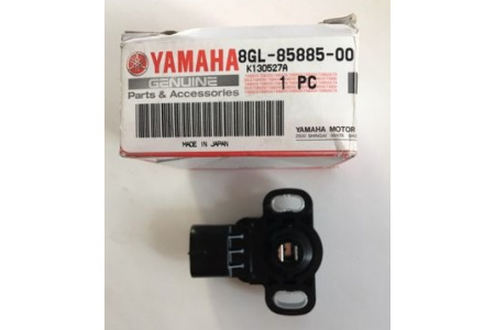 Датчик положения дроссельной заслонки Yamaha VK Professional 2 Apex SR Viper RS Venture RS Vector FX Nytro квадроцикла Raptor 700 8GL-85885-00-00