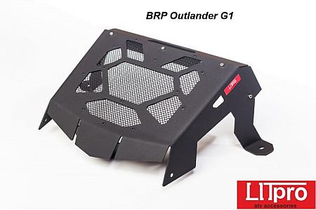 Вынос радиатора LitPro для BRP Outlander  G1 500-800  715001178