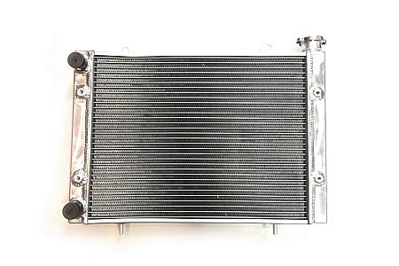 Радиатор для квадроциклов Polaris Ranger 400 500 800 M1400 1240527 1240528 1240720 1240721 TRS-R-225