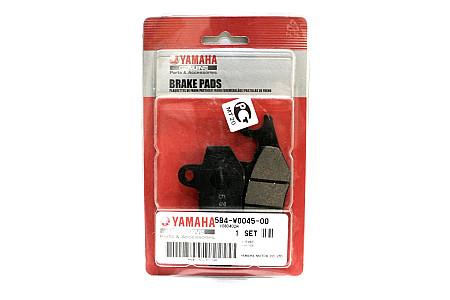 Колодки тормозные Yamaha 3LD-W0045-00-00