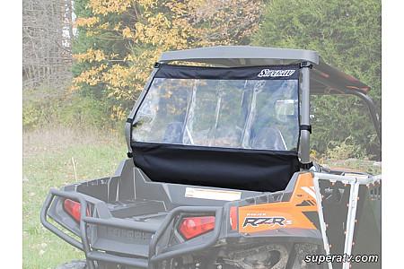 Стекло заднее виниловое Super ATV для Polaris RZR 570 800 900