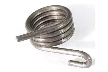 Пружина возвратная стопора копирного вала механизм LU075231