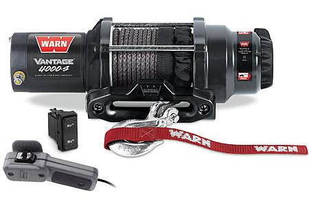 Лебедка Warn VANTAGE 4000-S 619-89041 89041