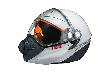 BV2S HelmetXLWhite 4474041201