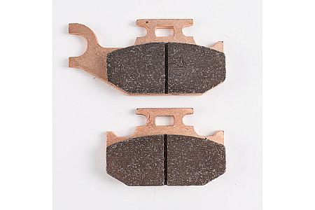 Тормозные колодки передние левые для BRP G1 705600349 705601147 FA317