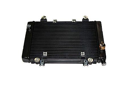 Радиатор охлаждения для квадроцикла Kawasaki Brute Force 650 Prairie 700 39060-0011 RA109CA