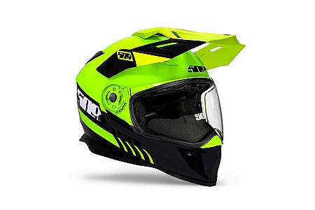 Шлем 509 Delta R3 2.0 Fidlock® Hi-vis 2020
