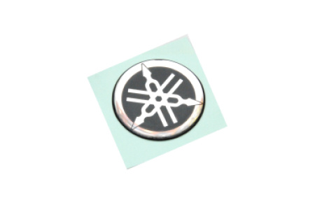 Эмблема Yamaha для снегохода 8AC-2414B-01-00