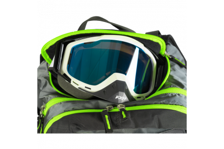 Рюкзак снегоходный FXR Black Char Hi-Vis 203202-1065-00