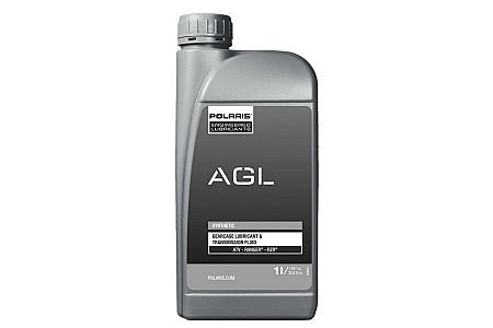 Масло трансмиссионное POLARIS AGL PLUS GEARCASE LUBRICANT QT (1 л.) в коробку и задний редуктор 502080