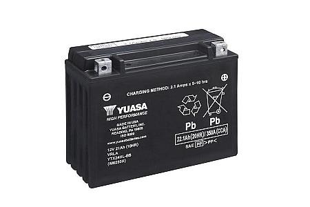 Аккумулятор Yuasa YTX24HL-BS(Y50-N18L-A,A 3) Y-YTX24HL-BS