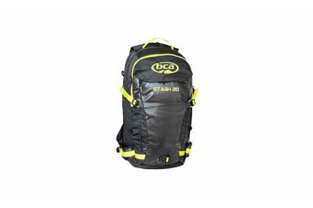 Рюкзак BCA STASH 20 Black 23A0200.1.1.1SIZ