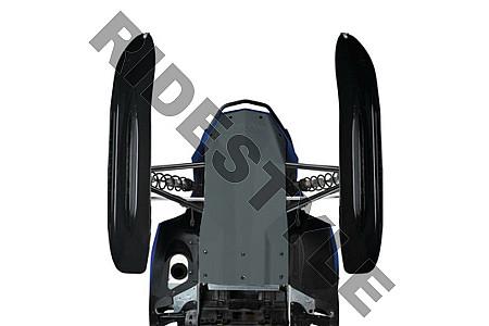 Защита днища снегохода полная BRP/Ski-Doo Rev-XP Full Body Skid Plate 860200287