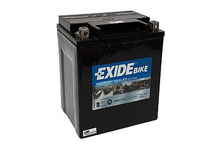 Аккумулятор EXIDE YIX30L YB30L-B YIX30L-BS AGM12-31