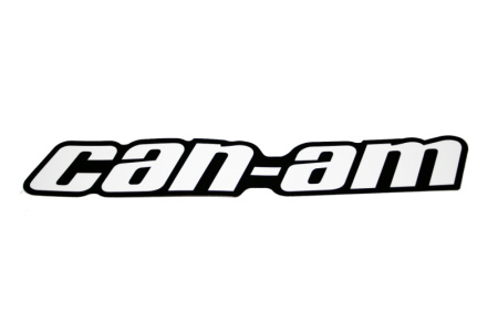 "Наклейка для квадроцикла BRP Maverick ""Can-Am"" 704903887"