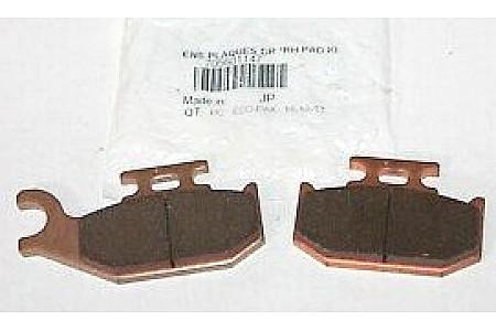 Колодки тормозные FA317 705601147 MCB723SI 705600349, 705600150, 705600004