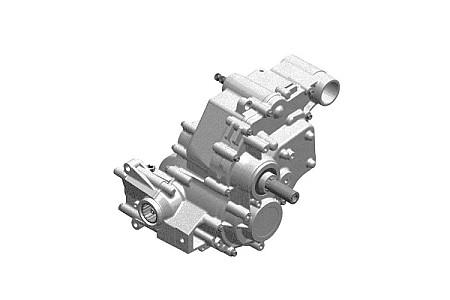 Коробка передач для квадроциклов BRP 420684824 420684825 420684827