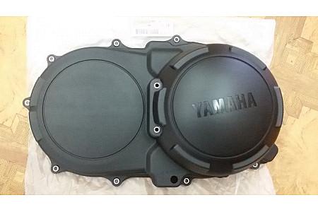 Крышка вариатора внешняя оригинальная для квадроцикла Yamaha 3B4-15431-00-00