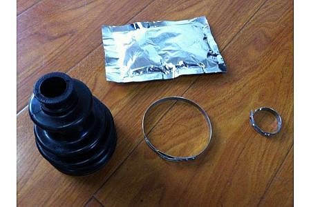 Пыльник внутреннего ШРУСа Guepard KS000096
