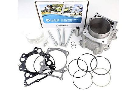 Ремонтный комплект ЦПГ двигателя для квадроцикла Yamaha Grizzly 660 3YF-11310-00-00 3YF-11310-01-00 5KM-11310-00-00