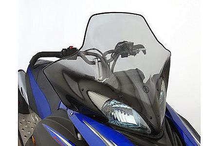 Стекло высокое 17 для снегохода Yamaha Apex Attak RS Vector SMA-8FT96-40-BK